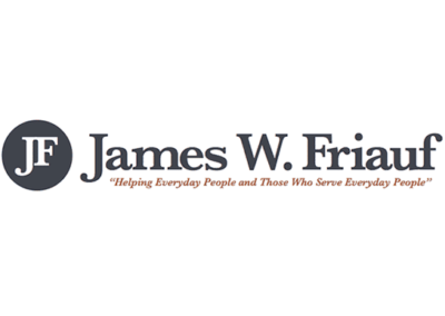 Law Office of James W. Friauf Logo
