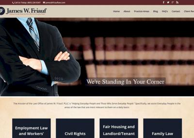 James Friauf Lawyer